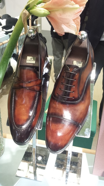 Di Bianco Men S Shoes