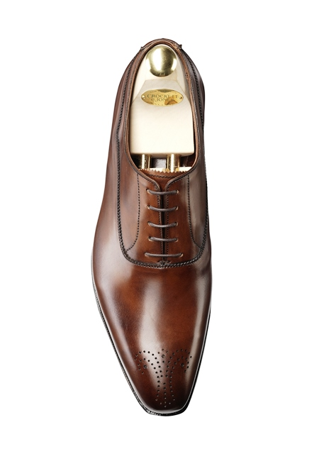 Crockett & Jones Beaumont Beechnut Calf 2