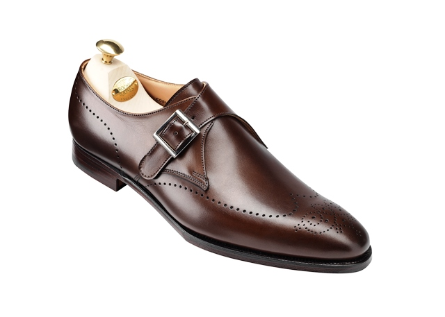Crockett & Jones Cobham Dark Brown Calf 1