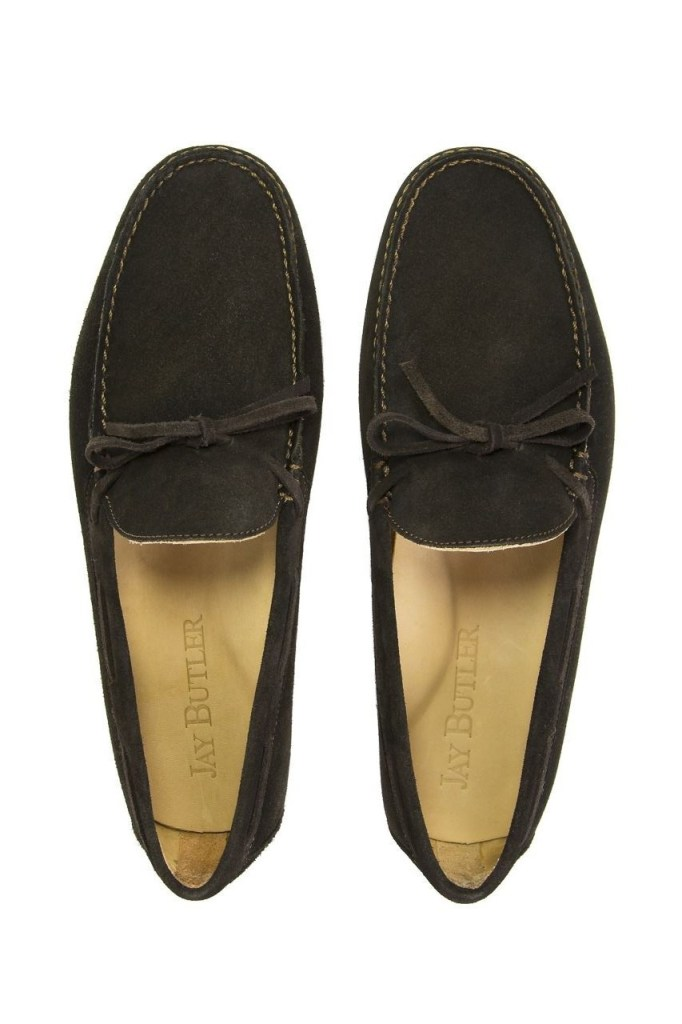 Jay_Butler_Dark_Brown_Suede_Leather_Naples_Driving_Loafer_Top