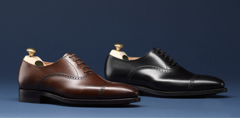8.Malton Dark Brown Calf - Crockett & Jones AW15