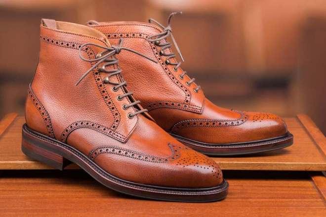 Carmina boots for Skoaktiebolaget