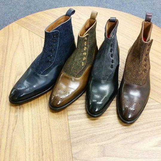 J.Fitz Button Boots1
