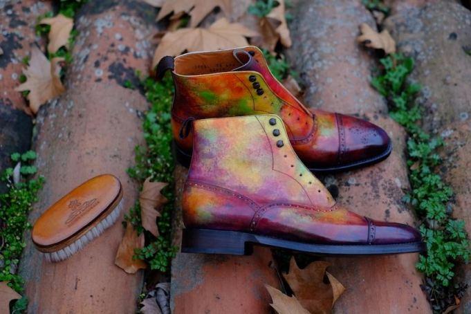 J.FitzPatrick x Dandy Shoe Care