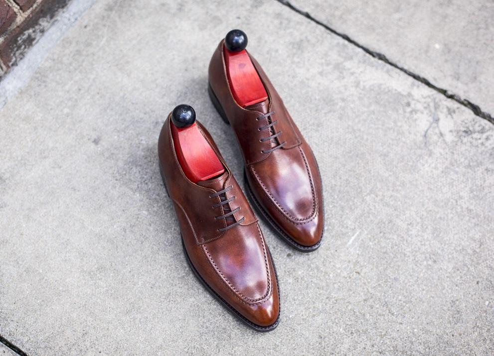Slip on dress shoes styleforum gibson