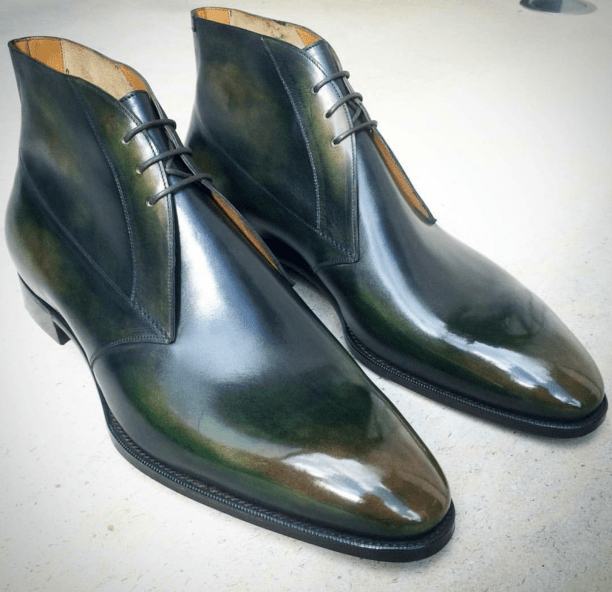 G&G patina by Thomas
