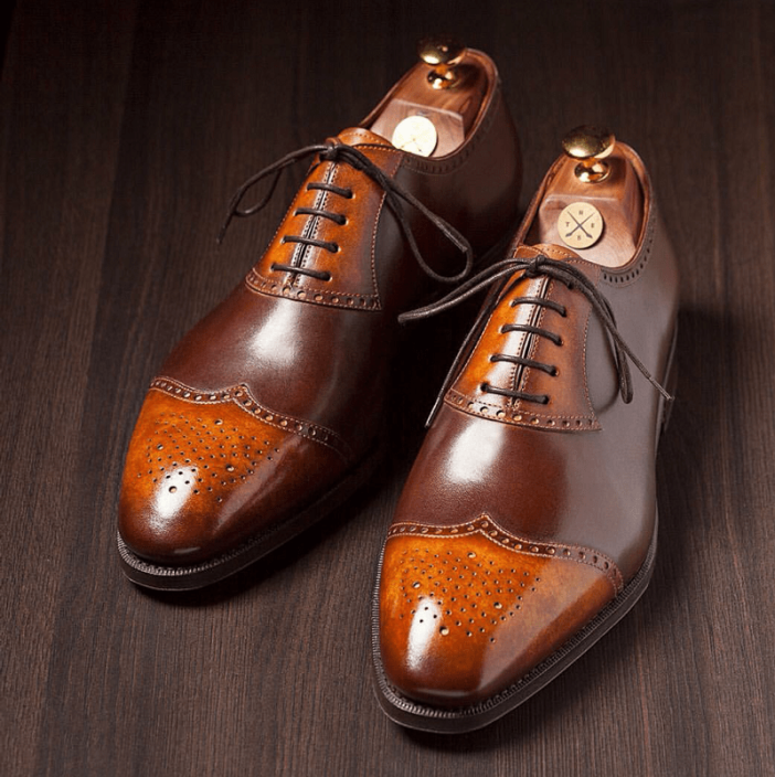 yanko shoes patina