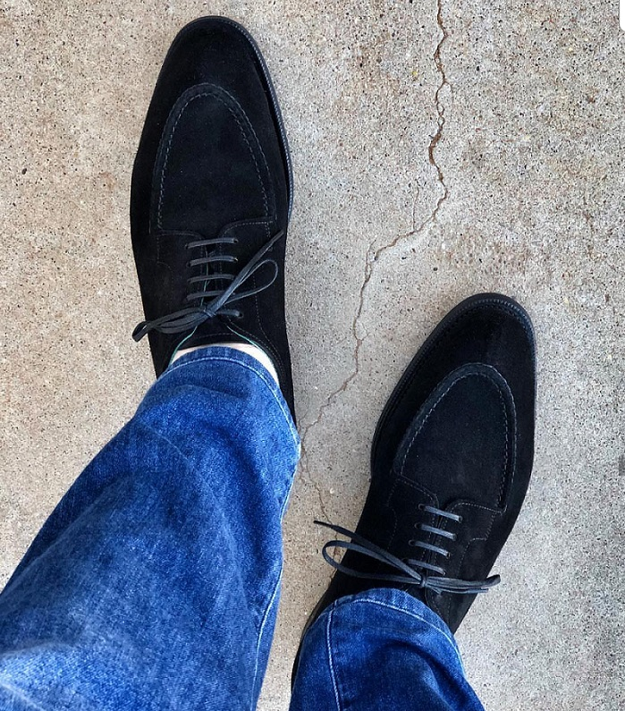 How To Rejuvenate Suede Shoes