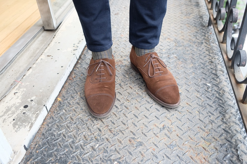 suede oxfords Archives - The Shoe Snob