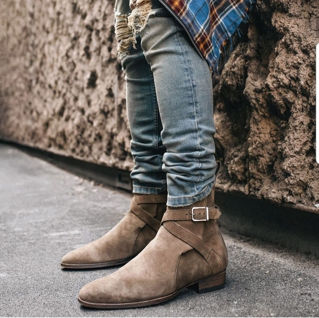 Oro Los Angeles - Boots Done