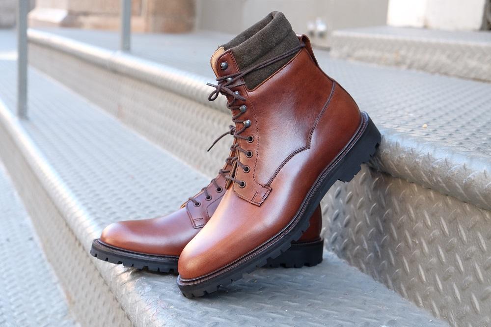 Crockett \u0026 Jones - The Ross Boot - The