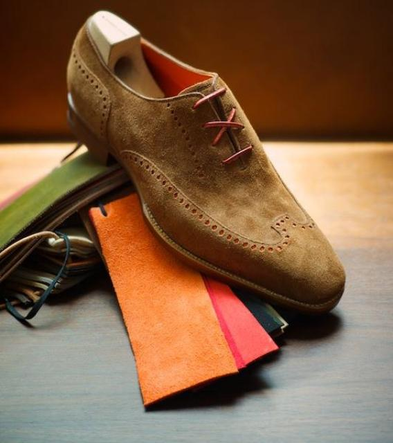 Saint Crispins + The Armoury - London Trunk Show