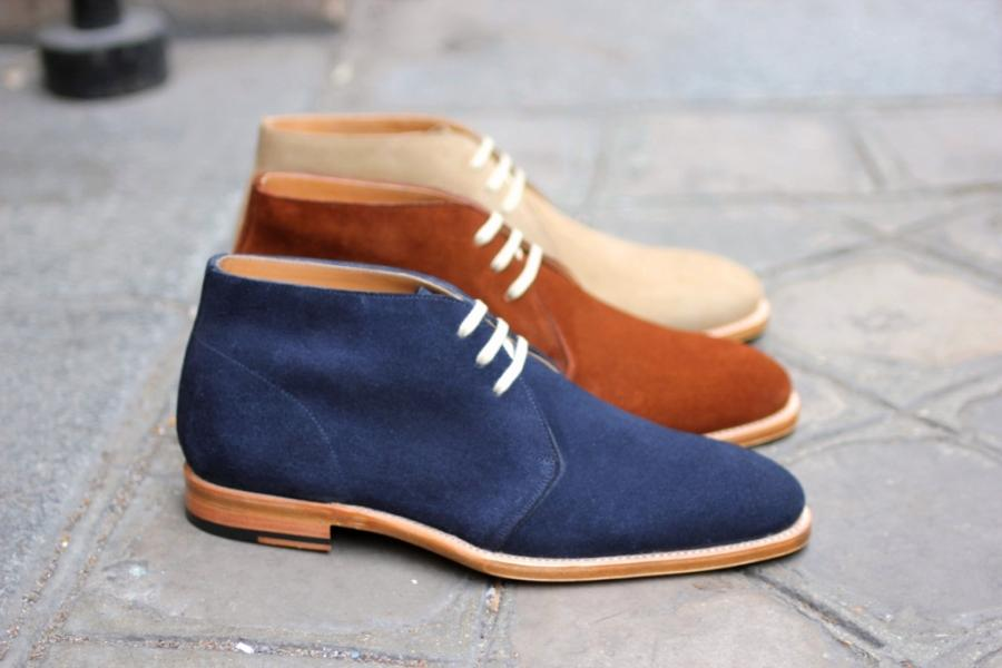 The Next Big Trend: Colored Chukka Boots – The Shoe Snob Blog