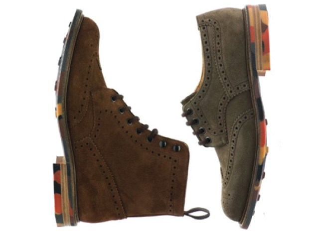 1885c5560aeff Ever since the Prada group purchased English footwear brand