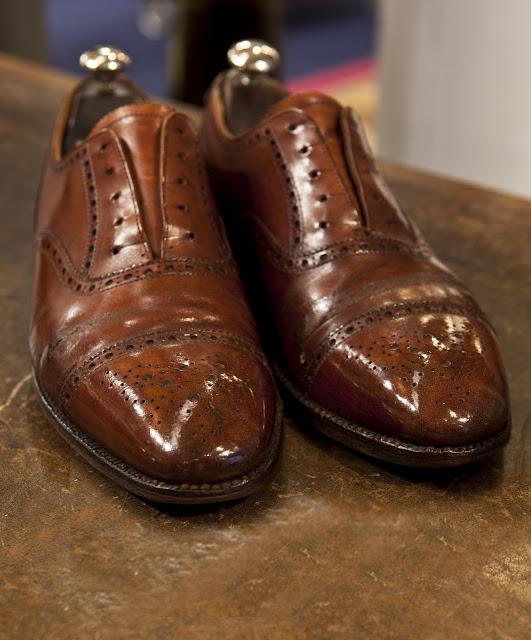 Restoring Old Shoes – The Shoe Snob Blog