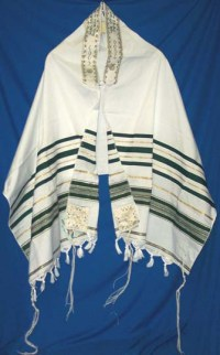 Tallit Jewish Meaning Of Pictures to Pin on Pinterest