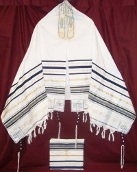 MESSIANIC SCRIPTURES PRAYER SHAWL WHOLESALE