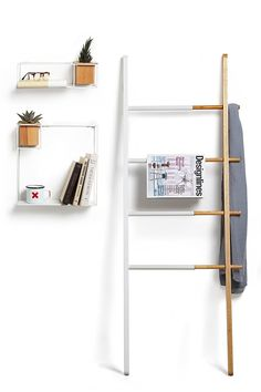 Photo Props for Minimalists - Ladder Freestanding Rack