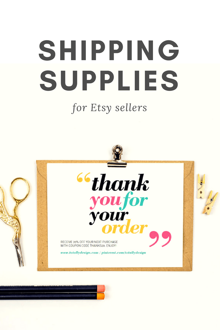aafe36402242a Your Small Business Toolkit: Shipping Supplies for Etsy Shop Owners