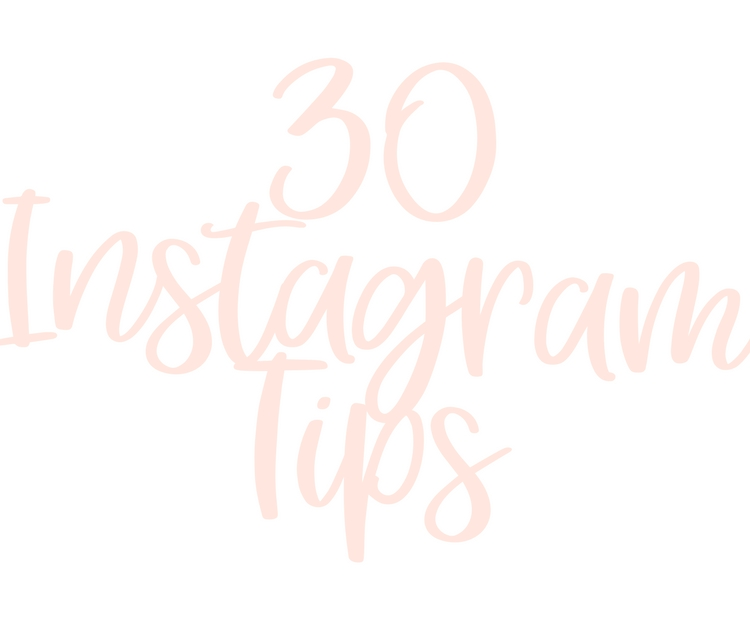 How to Use Instagram for Business 30 Instagram Tips