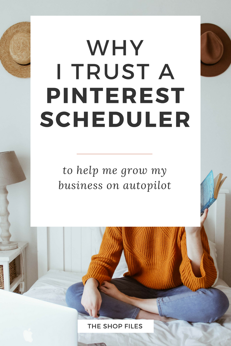Why my answer to 'Should I use a Pinterest scheduler?' is always yes - how Tailwind helped increase traffic to my blog - tips for using Pinterest for business and the pros and cons of Tailwind