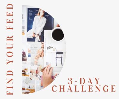 FYF 3 DAY CHALLENGE