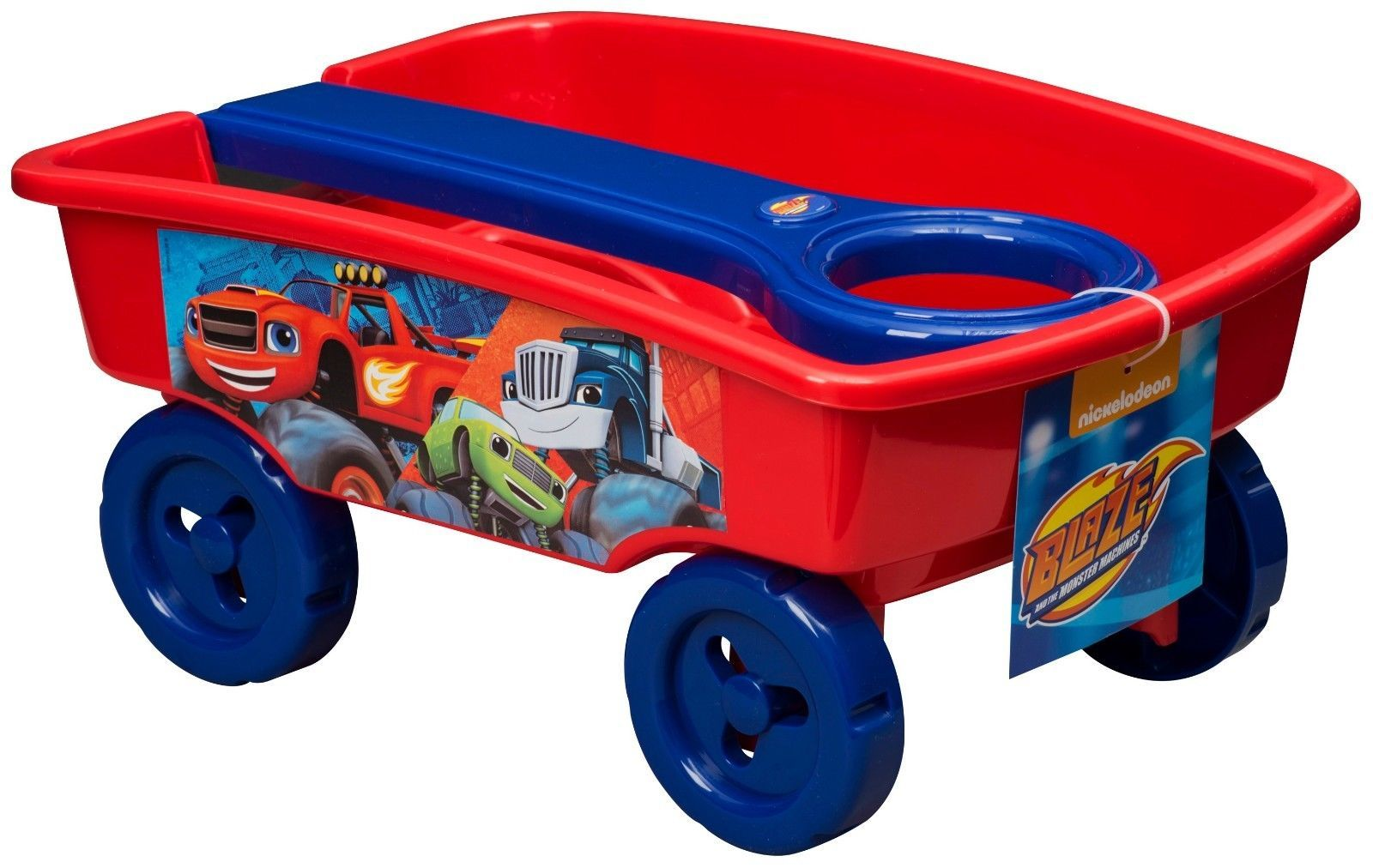 Blaze And The Monster Machines Pull Along Craft Caddy 2 Years