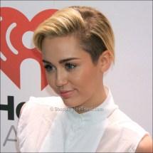 Miley Cyrus Short Hair Z100' Jingle Ball 2013