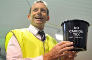 Tony Abbott carbon tax