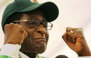 Robert Mugabe satire