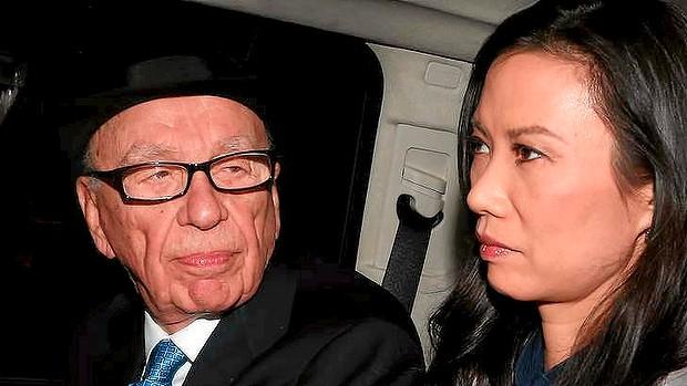 Rupert Murdoch satire