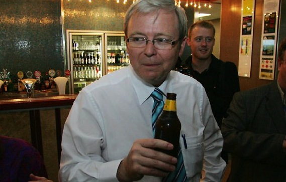 kevin rudd satire
