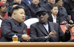 Kim Jong Un satire
