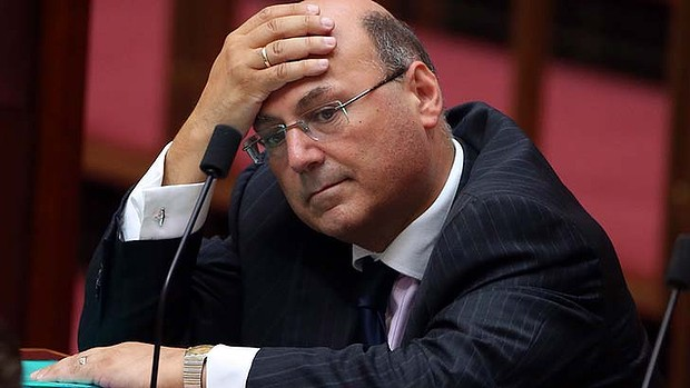 Arthur Sinodinos can't recall whether he left stove on