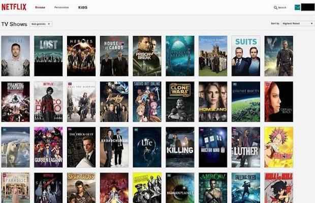 More Australians Now Browsing Netflix Catalogue Before Illegally