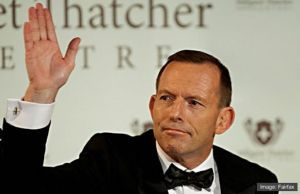 tony abbott crazy