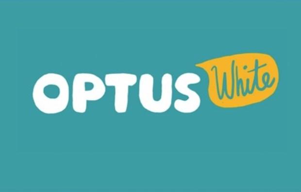 optus white