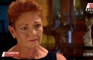 Pauline Hanson ACA