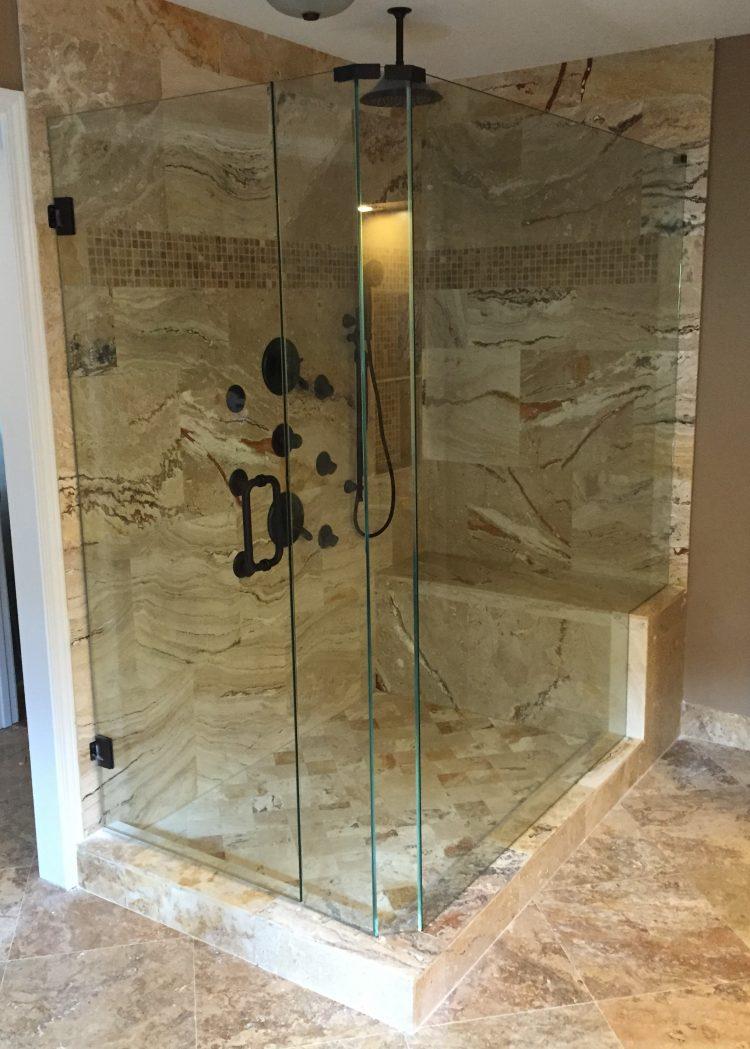 Frameless Showers Frameless Shower Doors