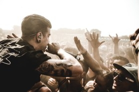 Ice Nine Kills - Photo: Tanner Morris
