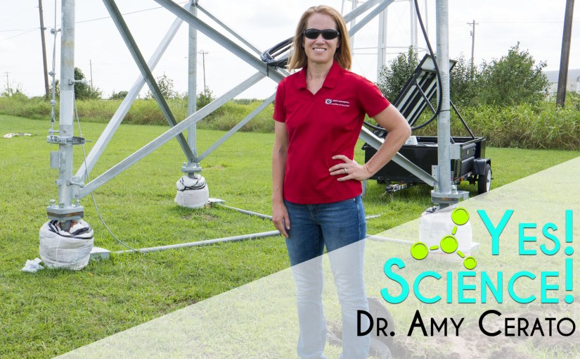 Dr. Amy Cerato – A Geotechnical Engineer