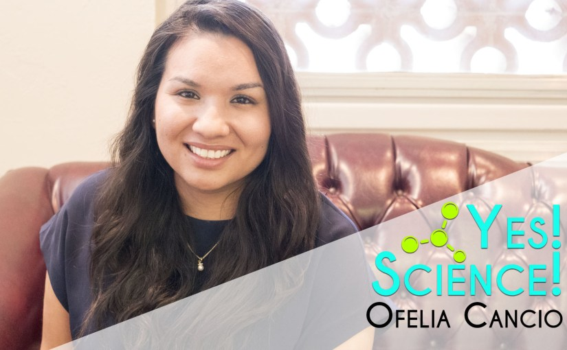 Ofelia Cancio – A Civil Engineer EIT