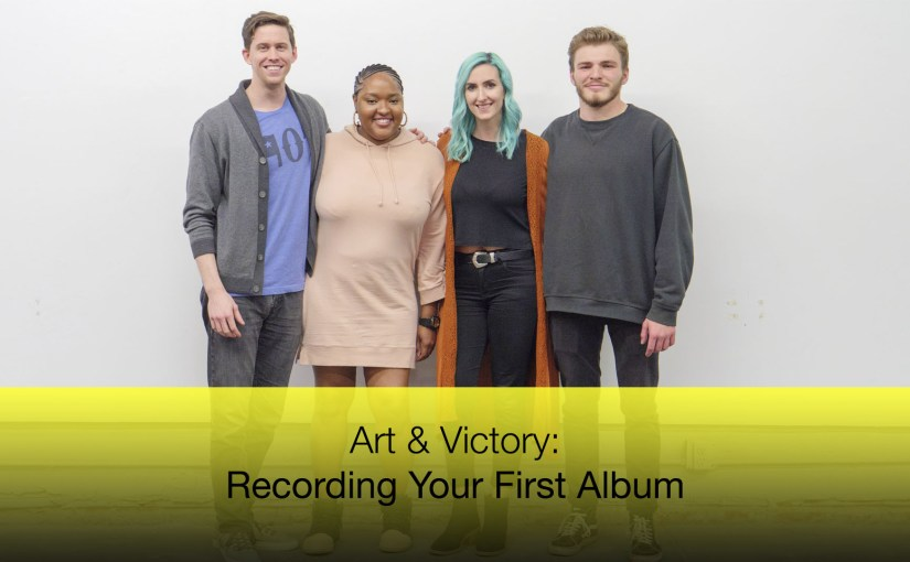 Recording Your First Album