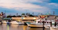 Outdoor Patio Bar and Restaurant - The Shrimp Box Jersey ...