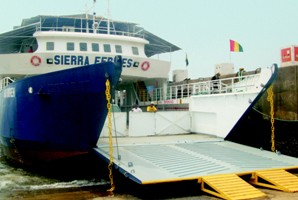 NASSIT FERRY REFITTED IN SENEGAL  04 11