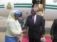 President Koroma the regional statesman