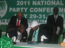 SLPP CONFERENCE 2011