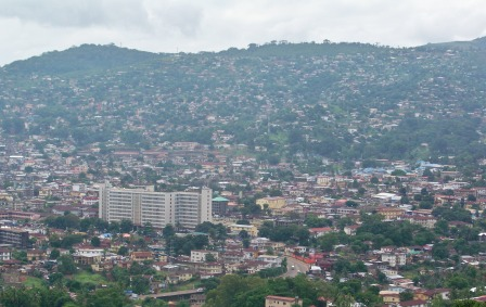 freetown environmental disaster waiting to happen
