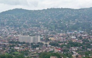 freetown environmental disaster waiting to happen