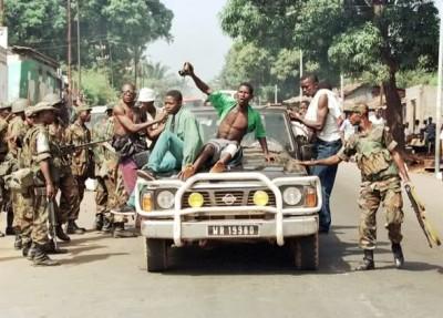 rebels enter freetown